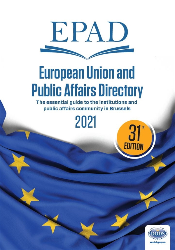 European Union and Public Affairs Directory 2021